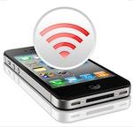 iPhone als Hotspot