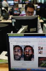 Ein mit Photoshop verändertes Bild wurde als toten Osama bin Laden ausgegeben. Foto: Philip Hollis/BBC