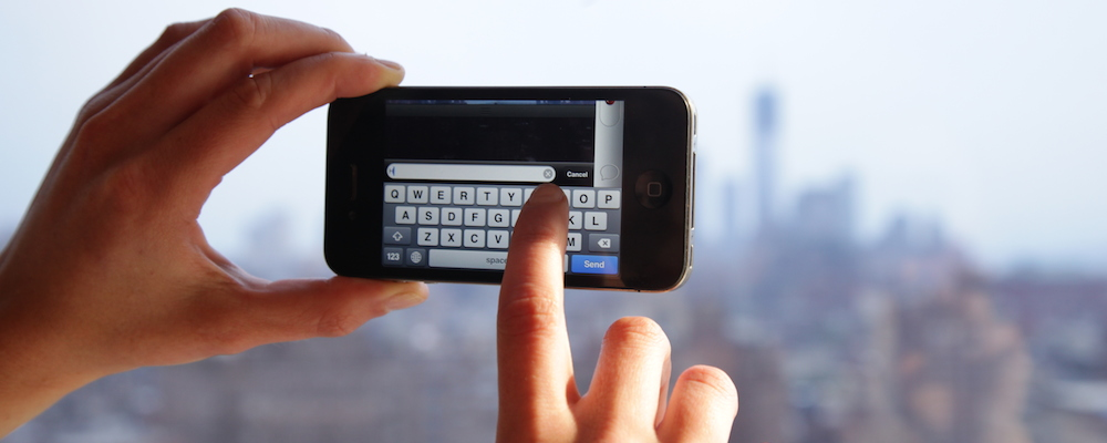 10 Thesen zum mobilen Journalismus