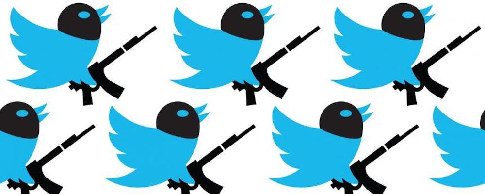 Wie IS-Kämpfer Social Media einsetzen