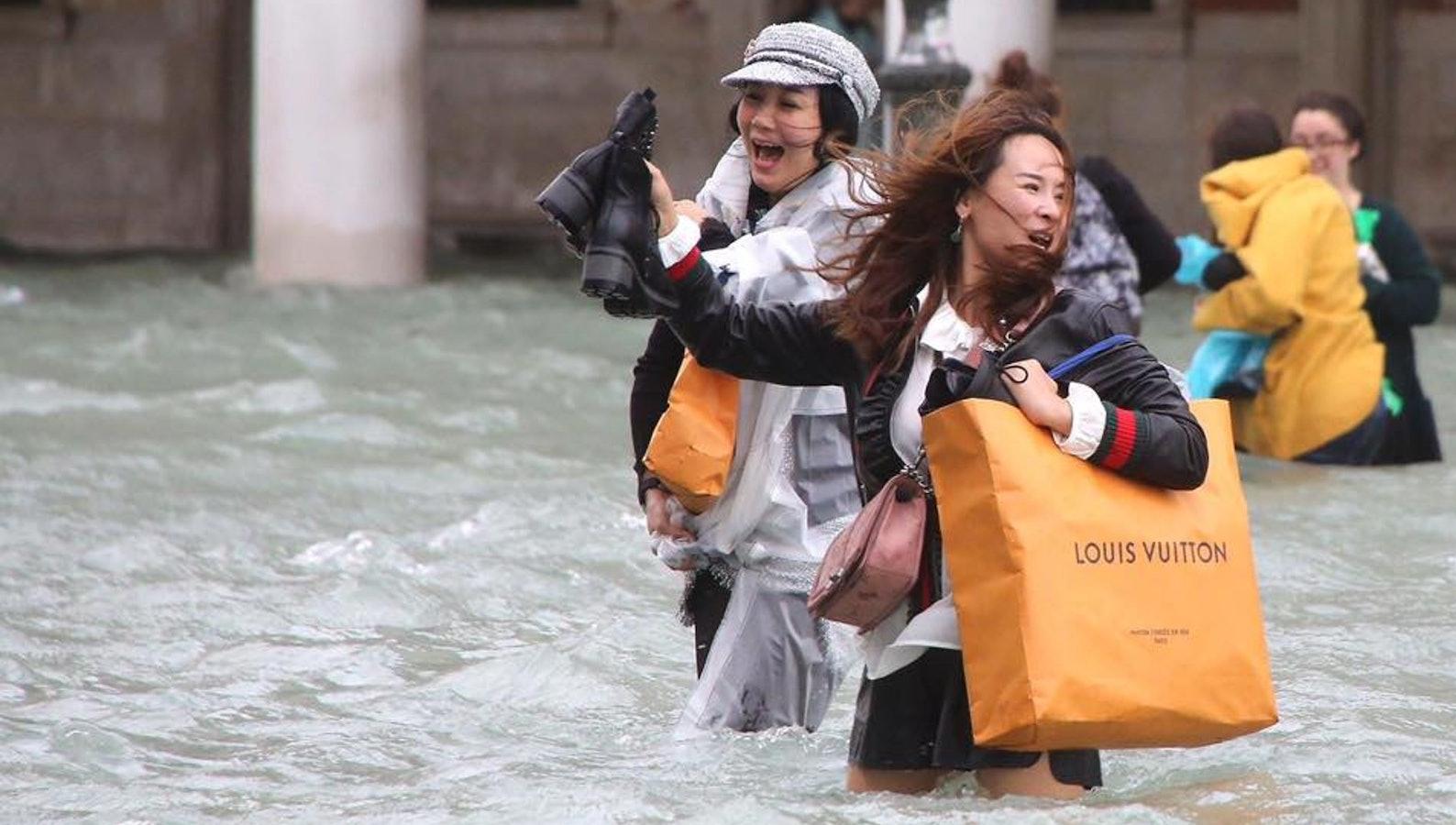 Venedig hochwasser 2018 16x9
